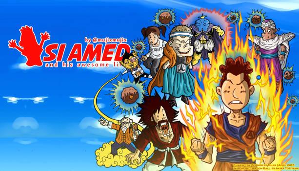 Si Amed : Dragon Ball Cosplayer