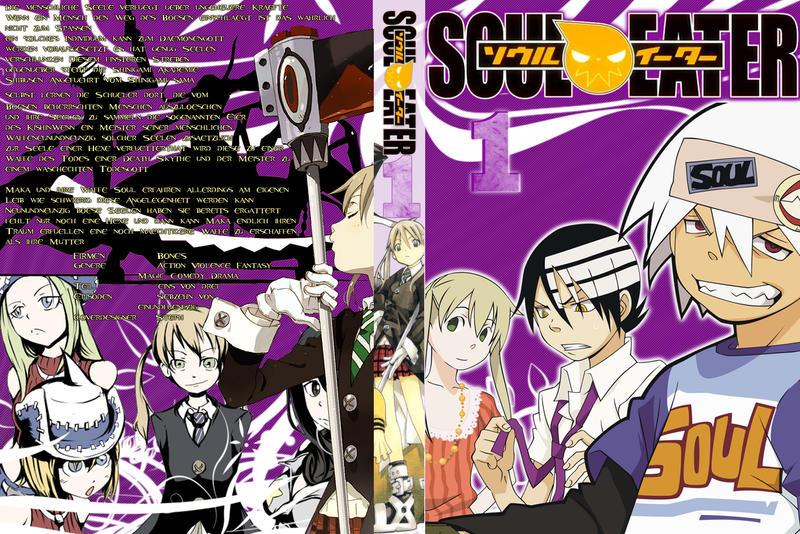 Soul Eater German