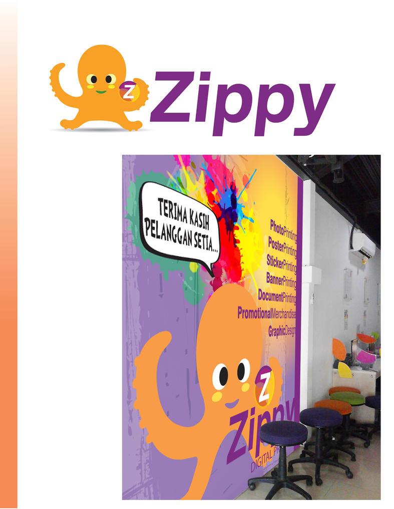 maskot zippy by adyteguh