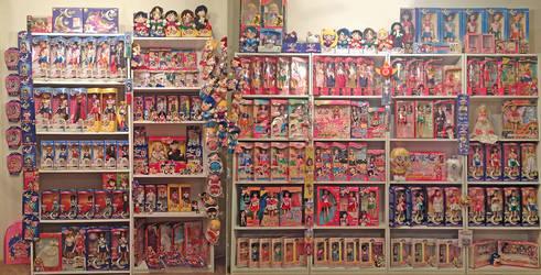 Sailor Moon Collection by aleena