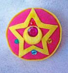 Sailor Moon R Plush Brooch