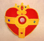 Sailor Moon S Custom Plush Cosmic Compact