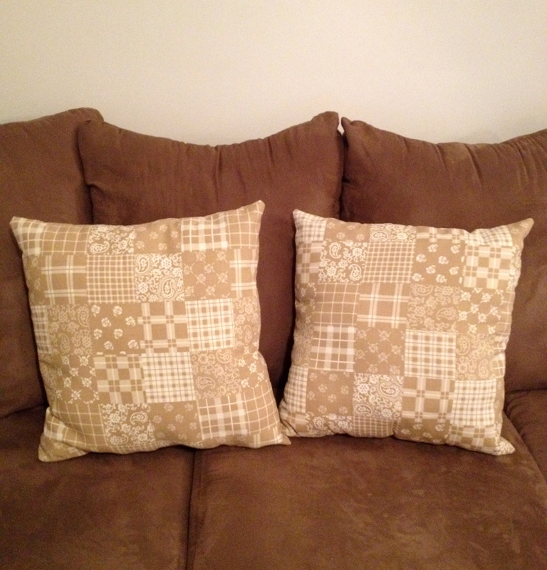 Multi-patterned Throw Pillows by aleena on DeviantArt