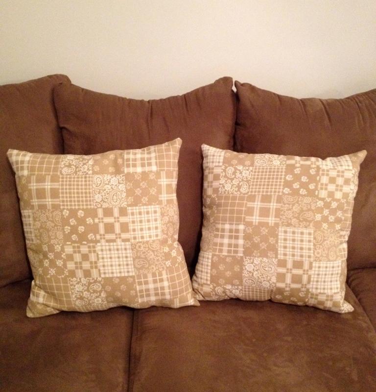 Throw Pillows Ralph Lauren : Multi-patterned Throw Pillows by aleena on DeviantArt