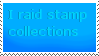 I Raid Stamp Collections by TigerFoxMatt