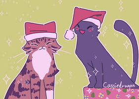 christmas bbs by Cassiedragon