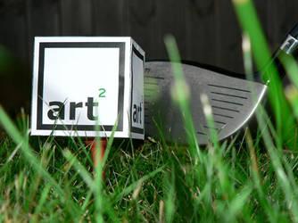 Art Squared Box Challenge Golf