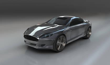 Aston Martin 1st render