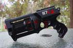 N7 Nerf maverick custom painted