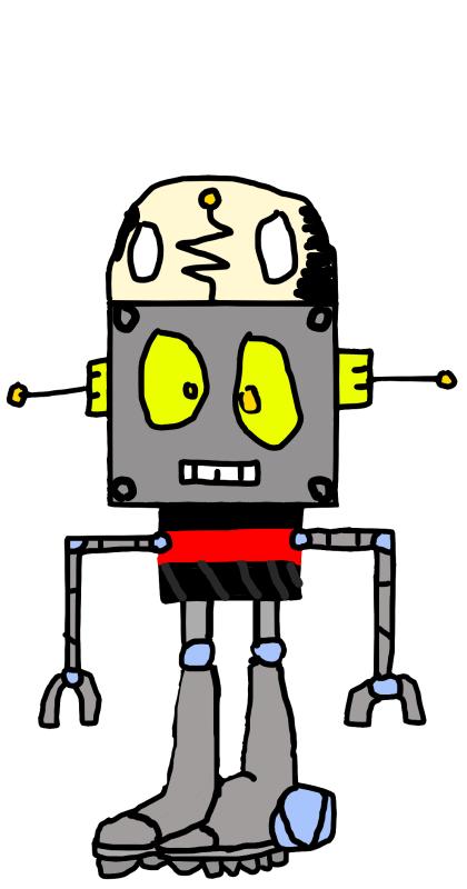 Deviantart robot jones Encyclopedia Dramatica