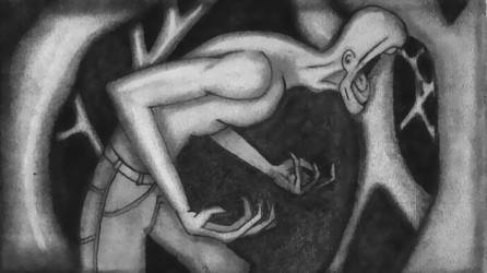 Scream by Silent-Sam-Scribbles