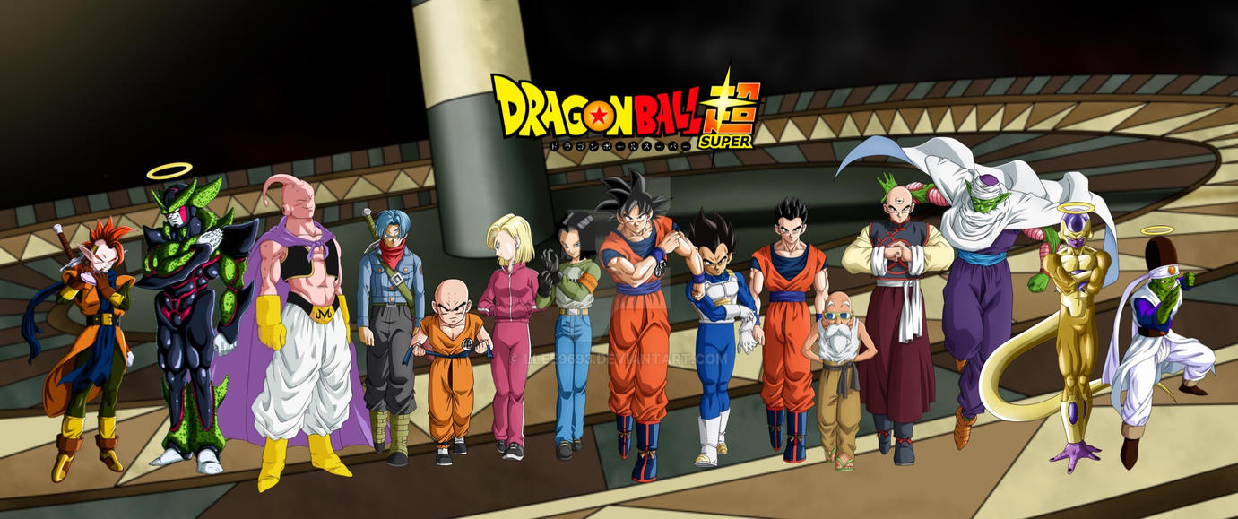 Dragon Ball Universe 7 Dream Team by Llee9693