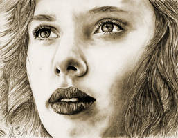 Scarlett Johansson by raul-duke-05