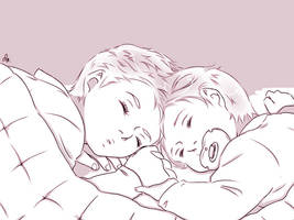Little Winchester Bros by Pra88
