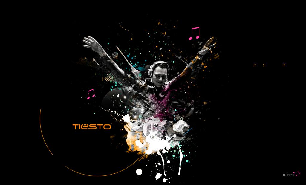 Dj tiesto i love techno by d twev on deviantart for House music 2008