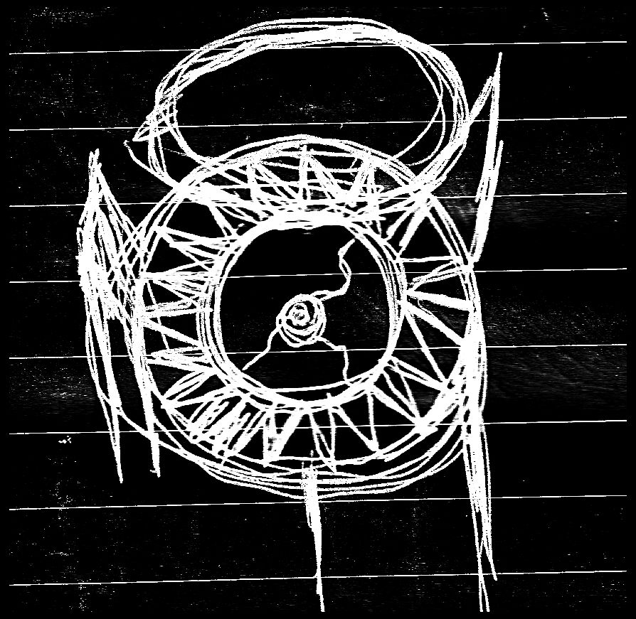 The Eye Of Vermis, A Symbol of Numen Scarring L by OMN1P0T3NT