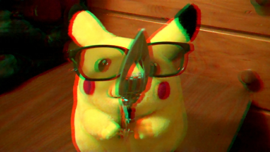 3D IS SCARY PLZ N 3D by impostergir007