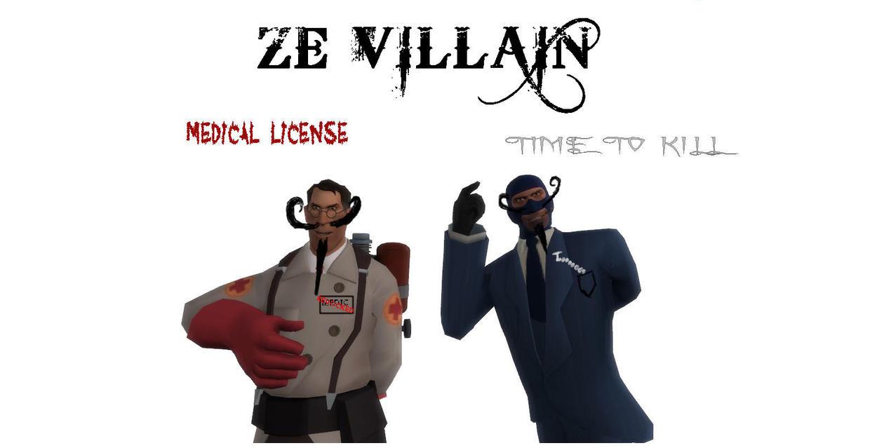 VILLAIN SET by impostergir007