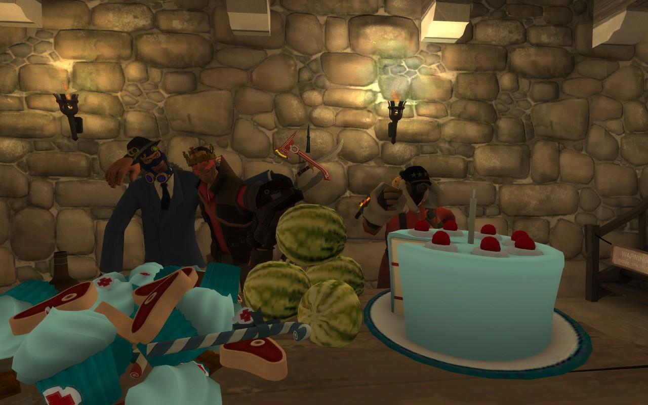 Friendship Dinner by impostergir007