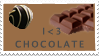 Chocolate Stamp