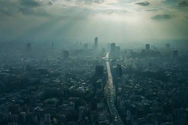Tokyo Blues by p0m