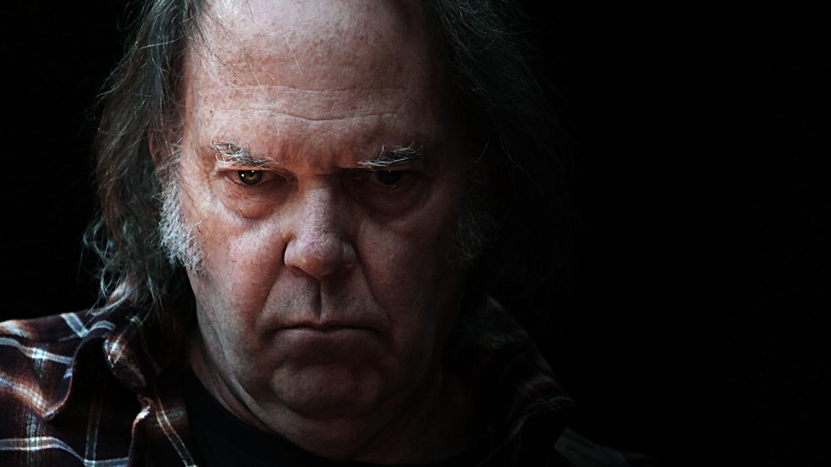 Neil Young by p0mNeil Young Neil Young