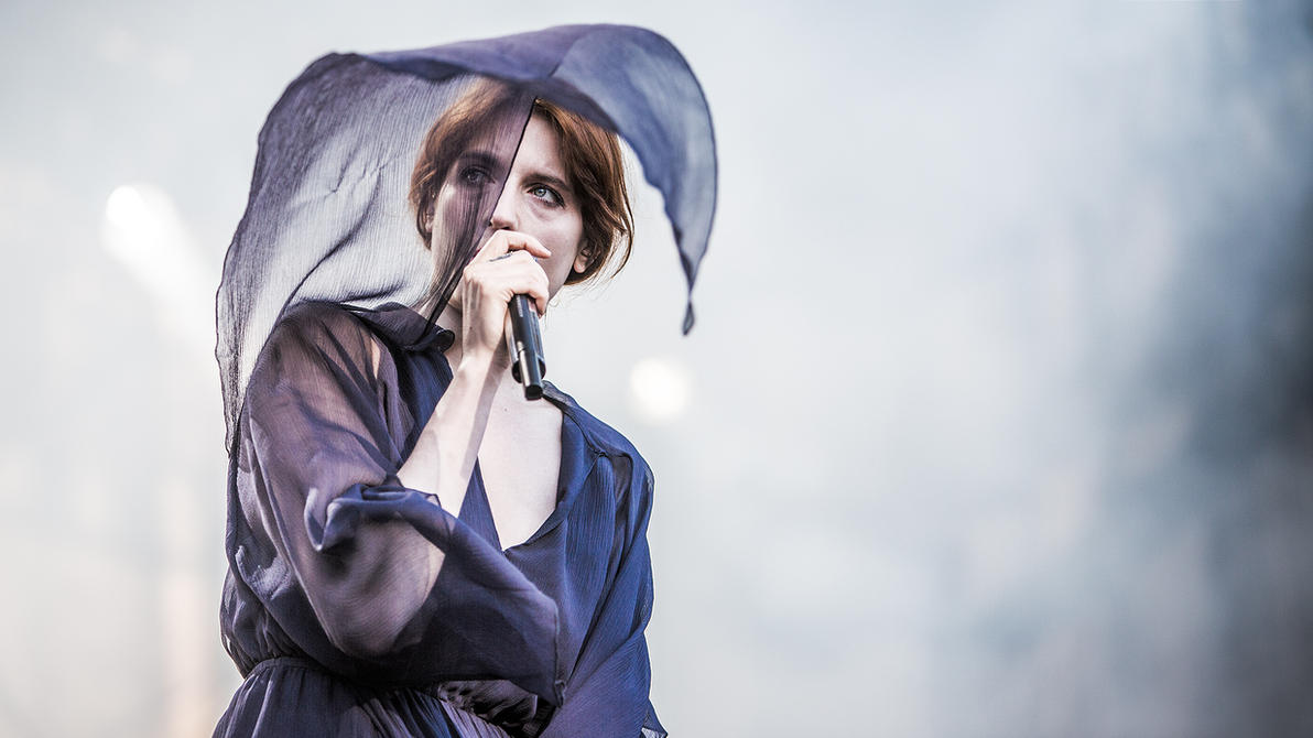 Florence And The Machine Live Dog Days Are Over