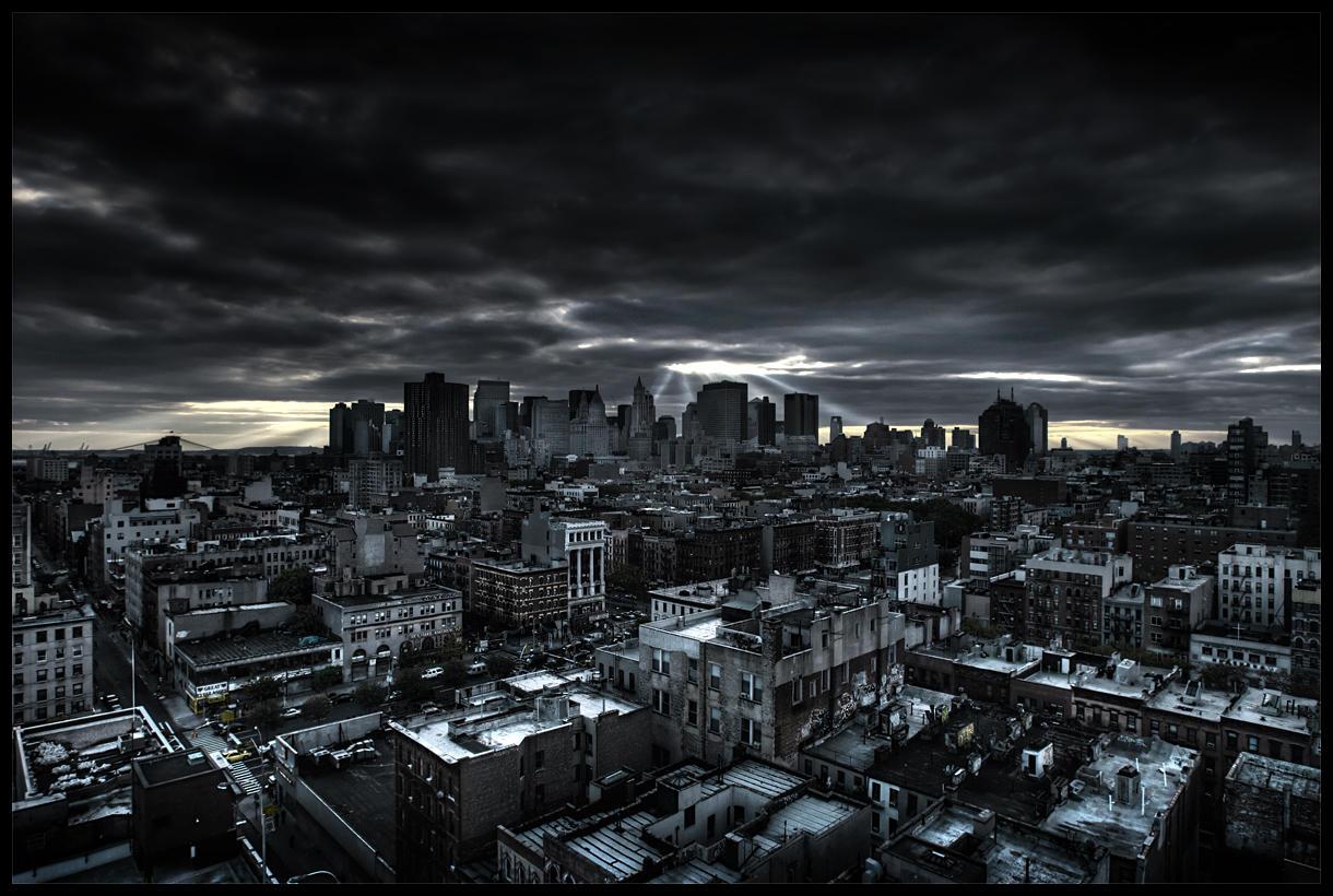 Dark City by p0m on DeviantArt