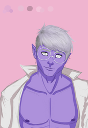 Hot Elven Wip by GalaxyCalotype