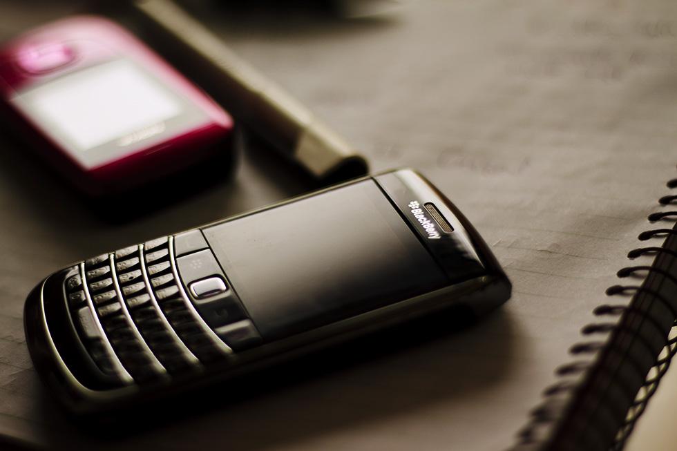 Blackberry by sufined