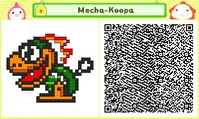 Pushmo: Mecha-Koopa by st3rn1