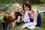 FFX - Rikku and Yuna III