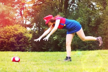 Super 'female' Mario II