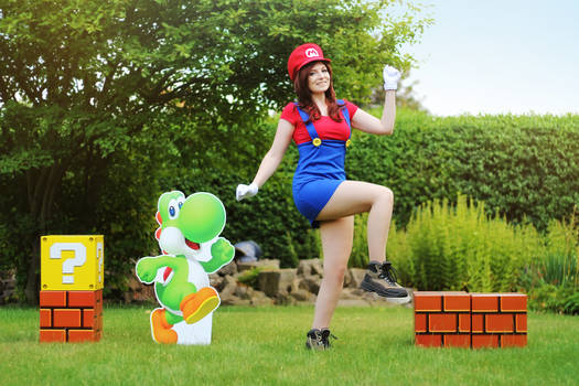 Super 'female' Mario III