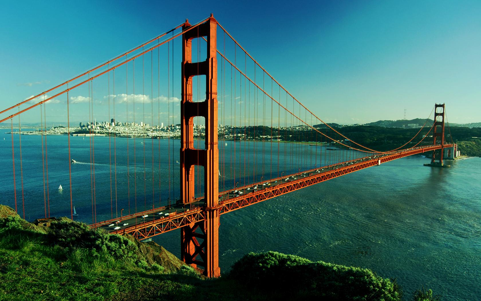 USA San Francisco Golden Gate by angelcostavillacrez