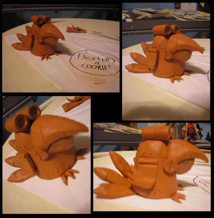 WORMS AND PLASTIC MINNOWS wip by MikeLuckas