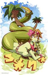 Naga Girl