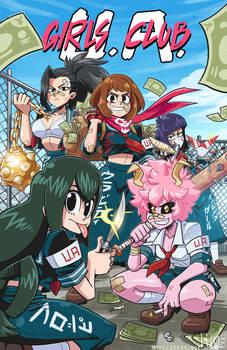 Class 1-A girls club