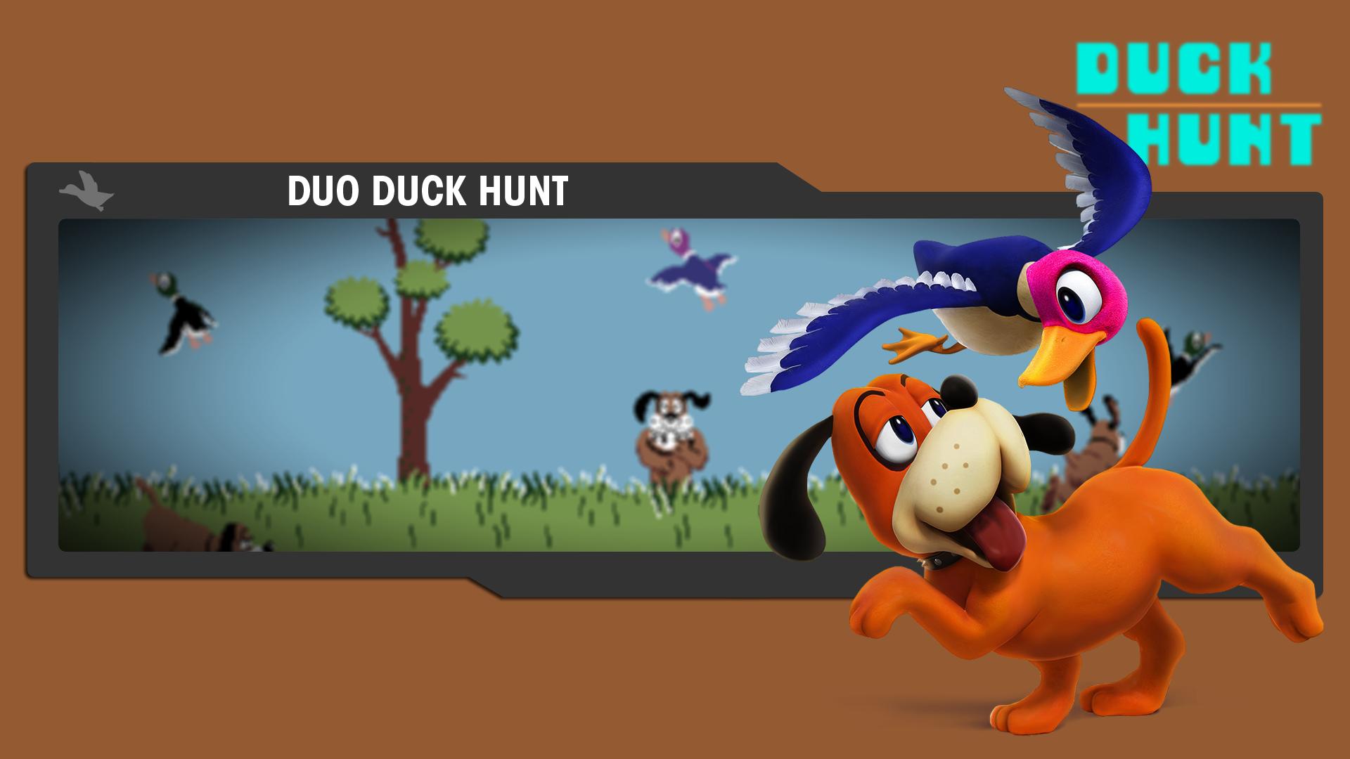 Duck Hunt Wallpaper