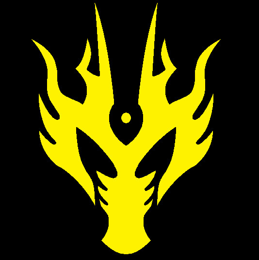 Kamen Rider Ryuga Symbol