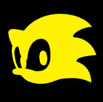 Sonic The Hedgehog Symbol by Alpha-Vector
