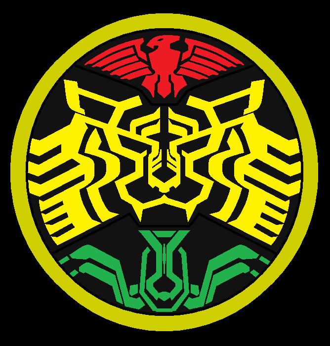 Kamen Rider OOO TaToBa Symbol by ~Alpha-Vector on deviantART