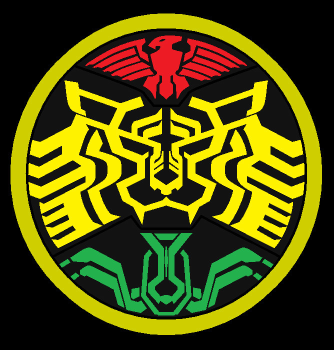 Kamen Rider OOO TaToBa Symbol by Alpha-VectorKamen Rider Ooo Burakawani Logo