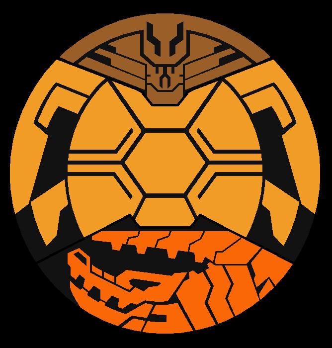 Kamen Rider OOO BuraKaWani by Alpha-VectorKamen Rider Ooo Burakawani Logo