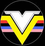 Fiveman Symbol - R