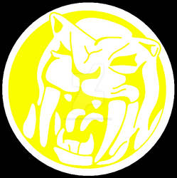 ZyuRanger - Saber-Tiger Symbol