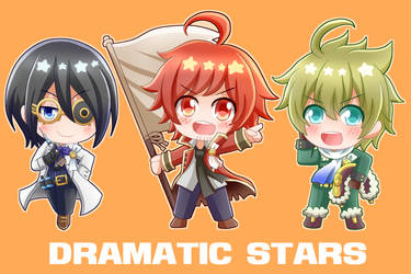 DRAMATIC STARS from THE iDOLM@STER SideM by mumuryu