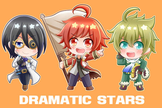 DRAMATIC STARS from THE iDOLM@STER SideM