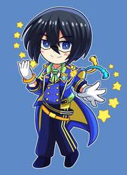 Kaoru - SideM 5th Anniversary outfit