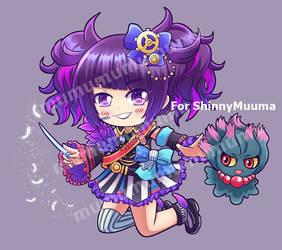 Commission For ShinnyMuuma